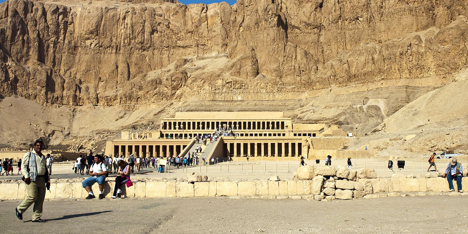 Where the who's who of Ancient Egypt are buried