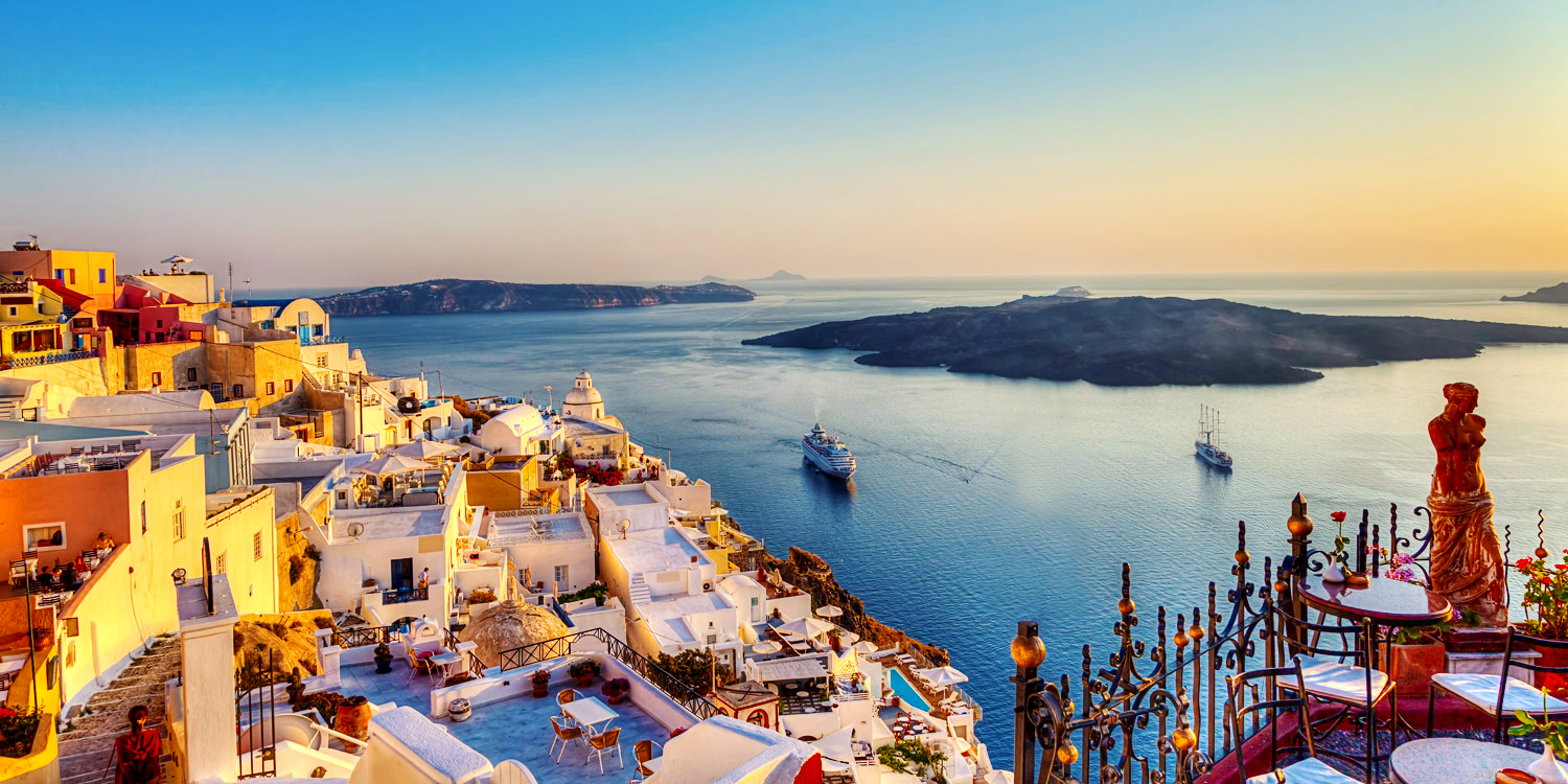 Santorini Explorer - 7 Days