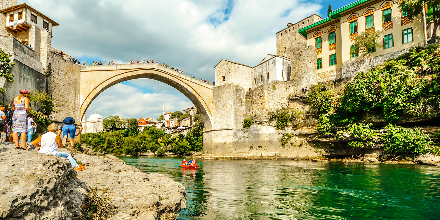 Mostar: Where Nature Blends With Human Creativity
