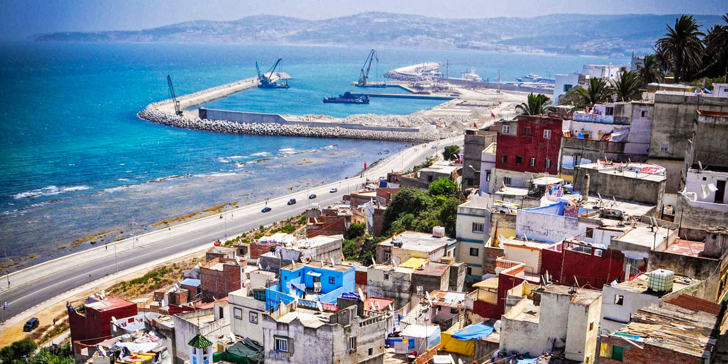 Tangier: Africa's 'Bride of the North'