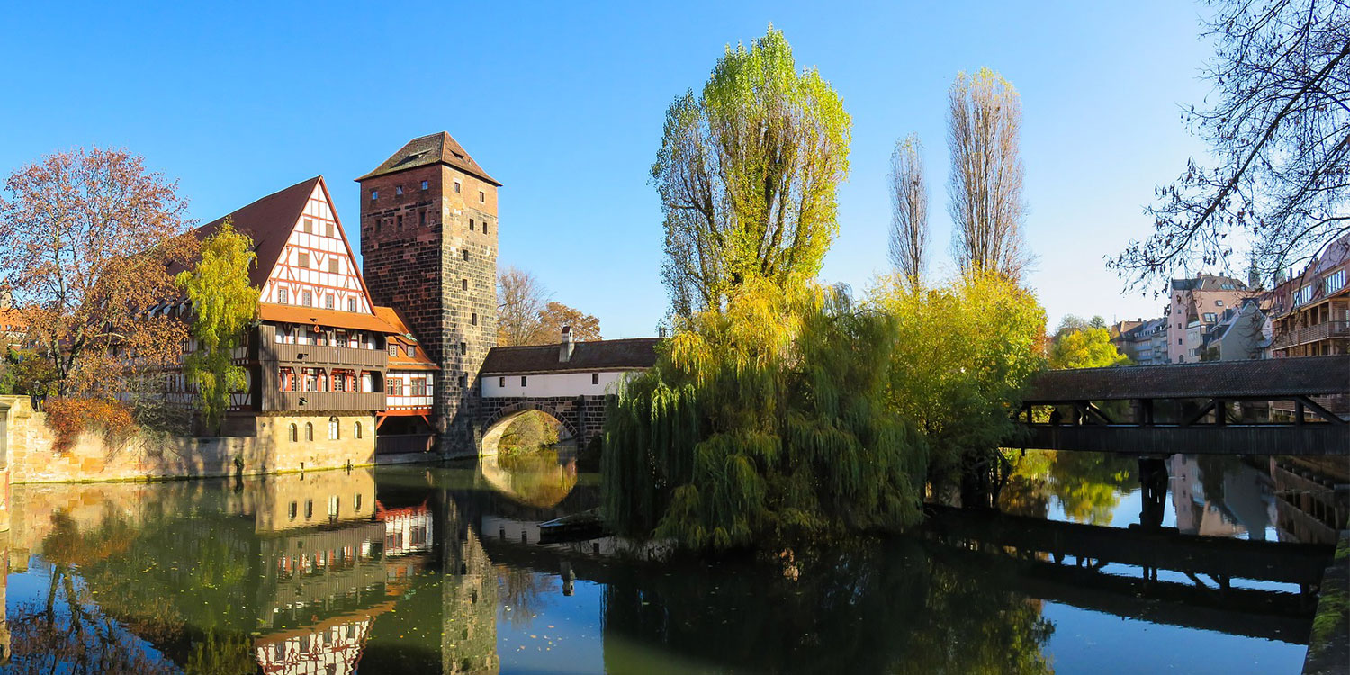 Get up close with history in Nuremberg
