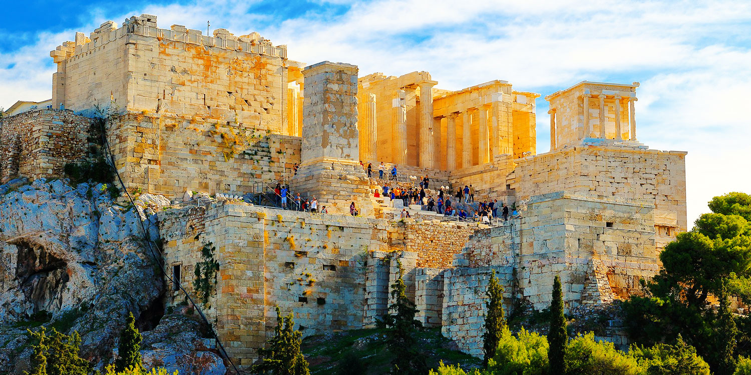 Relive Greek History In Athens