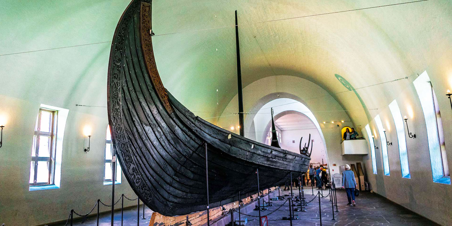 The Viking Ship Museum: A visual treat