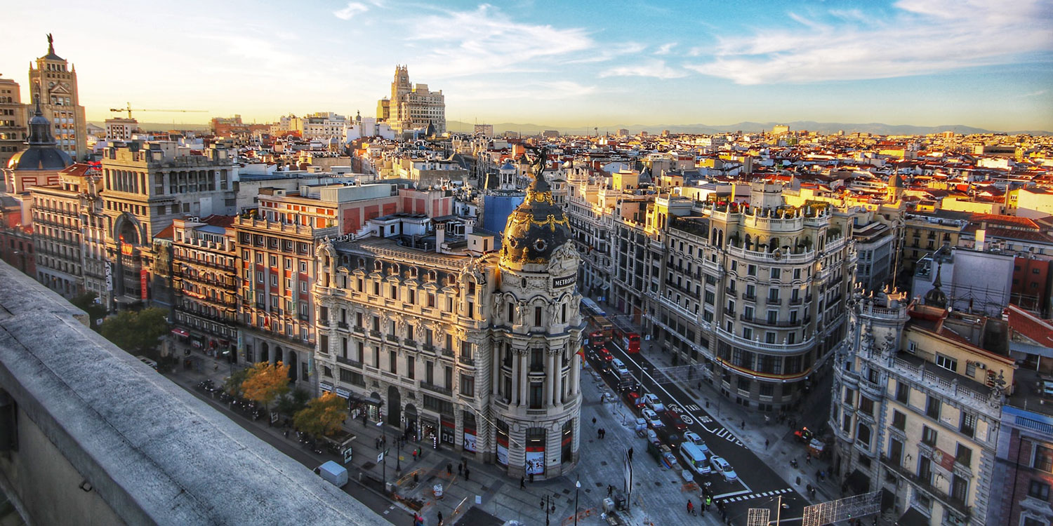 Welcome to the heart of Spain: Madrid