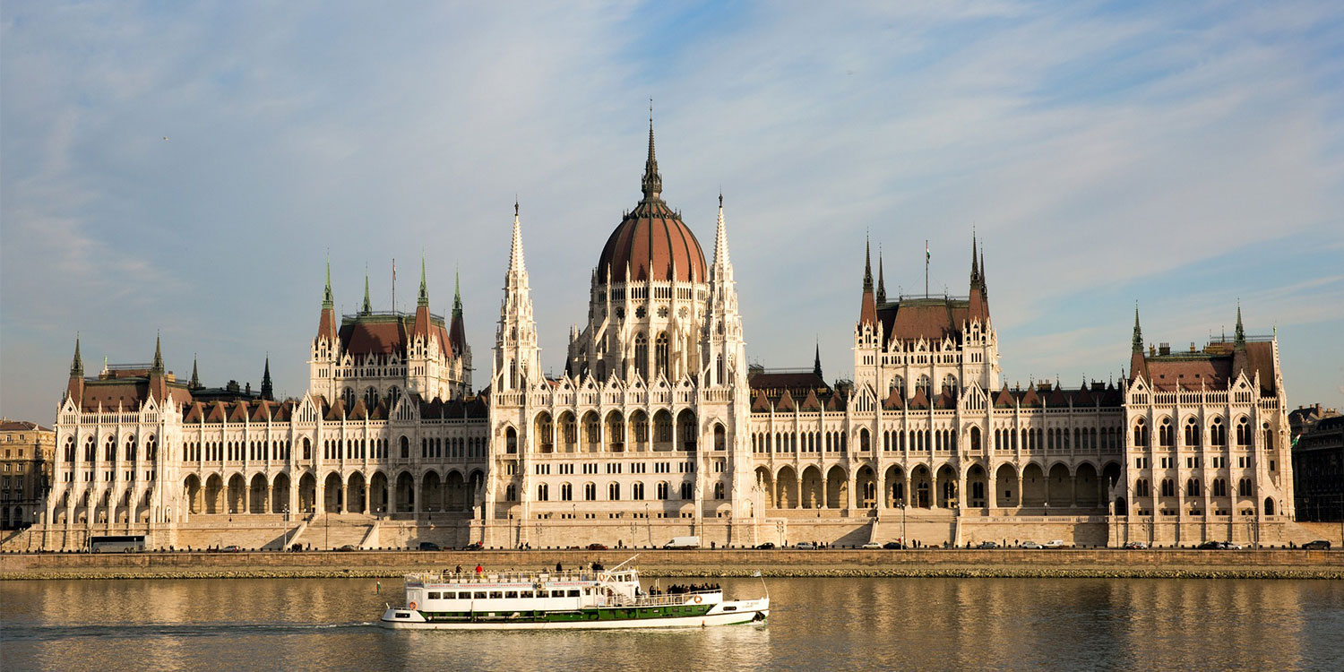 To call Budapest beautiful is an understatement