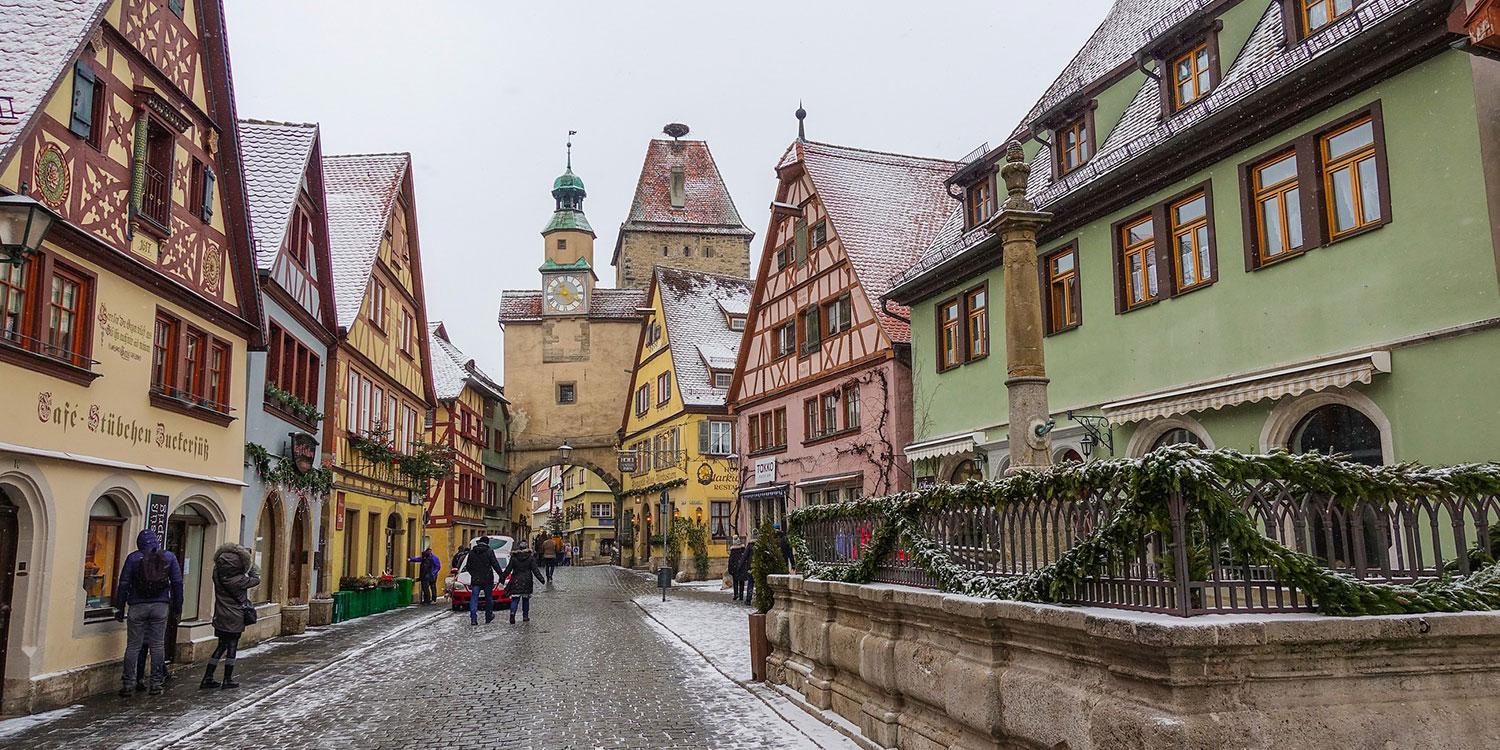 Highlights of Germany