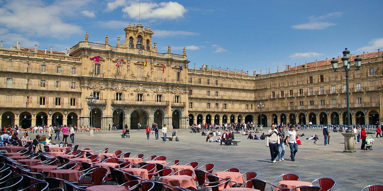 Go treasure hunting in Salamanca!