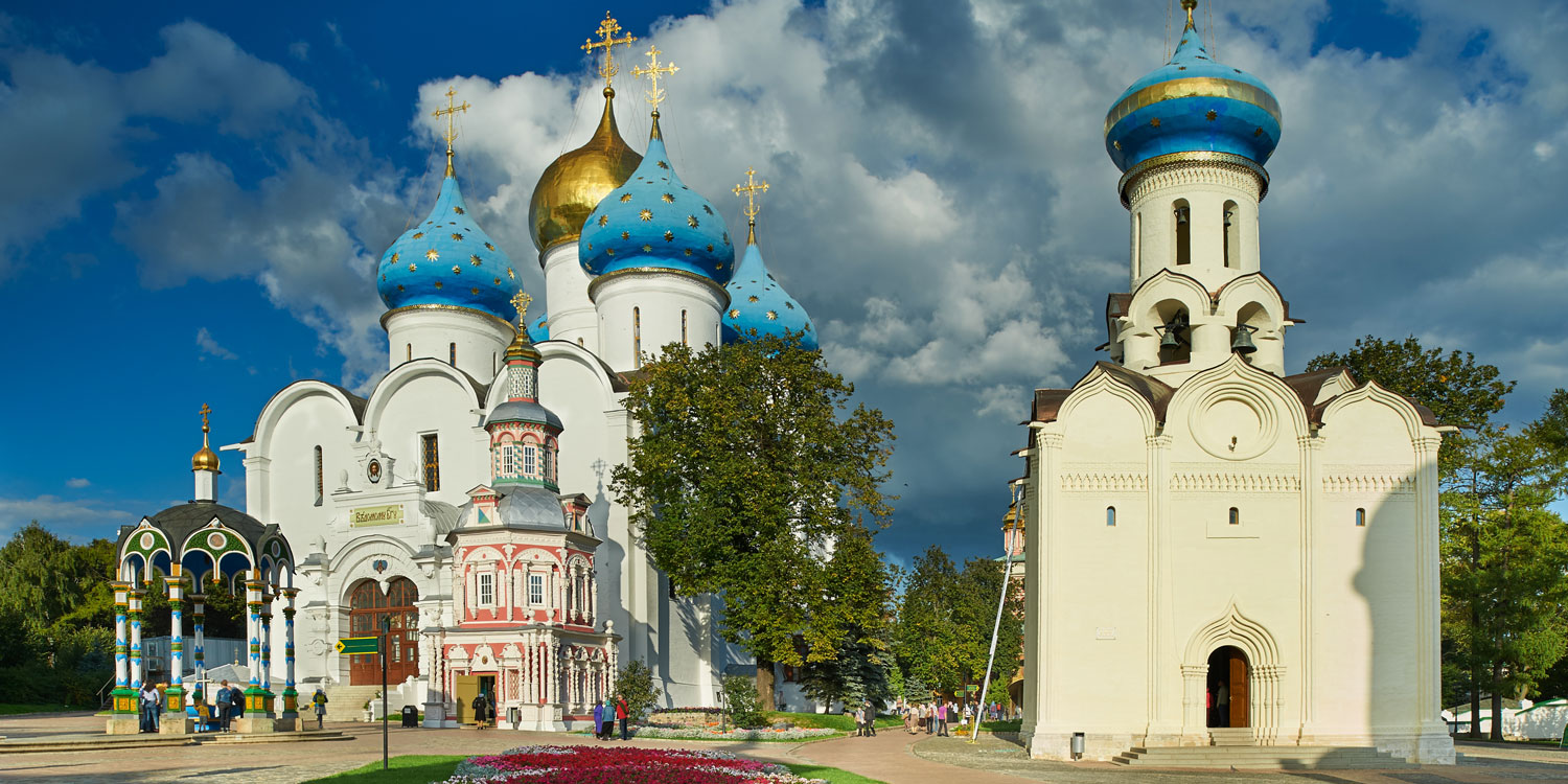 Why are Russian churches so magical?!