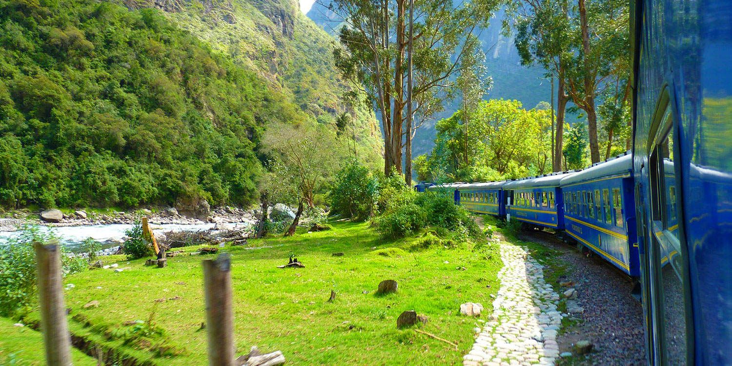 Machu Picchu by Train - 8 Days