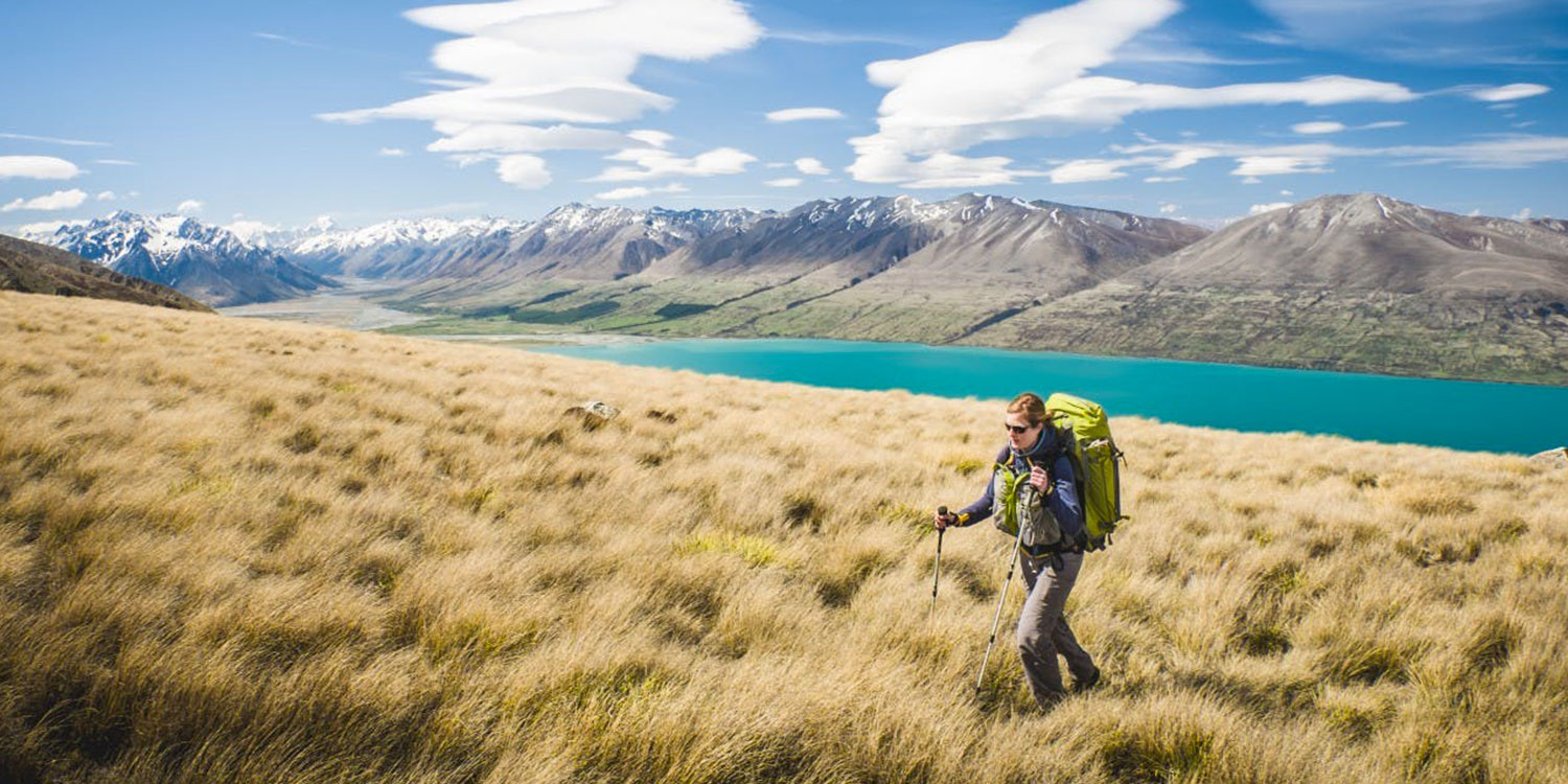 Northern Explorer - New Zealand