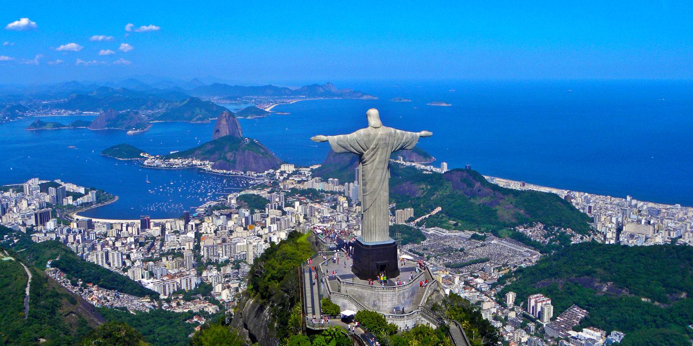 Live it up in Rio De Janeiro