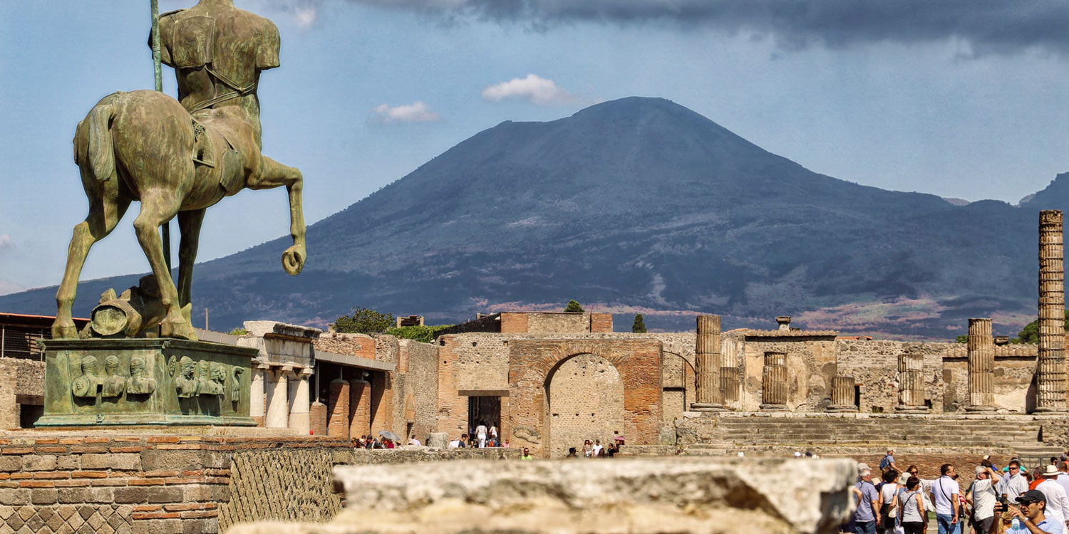 Pompeii: Eerie and almost alive