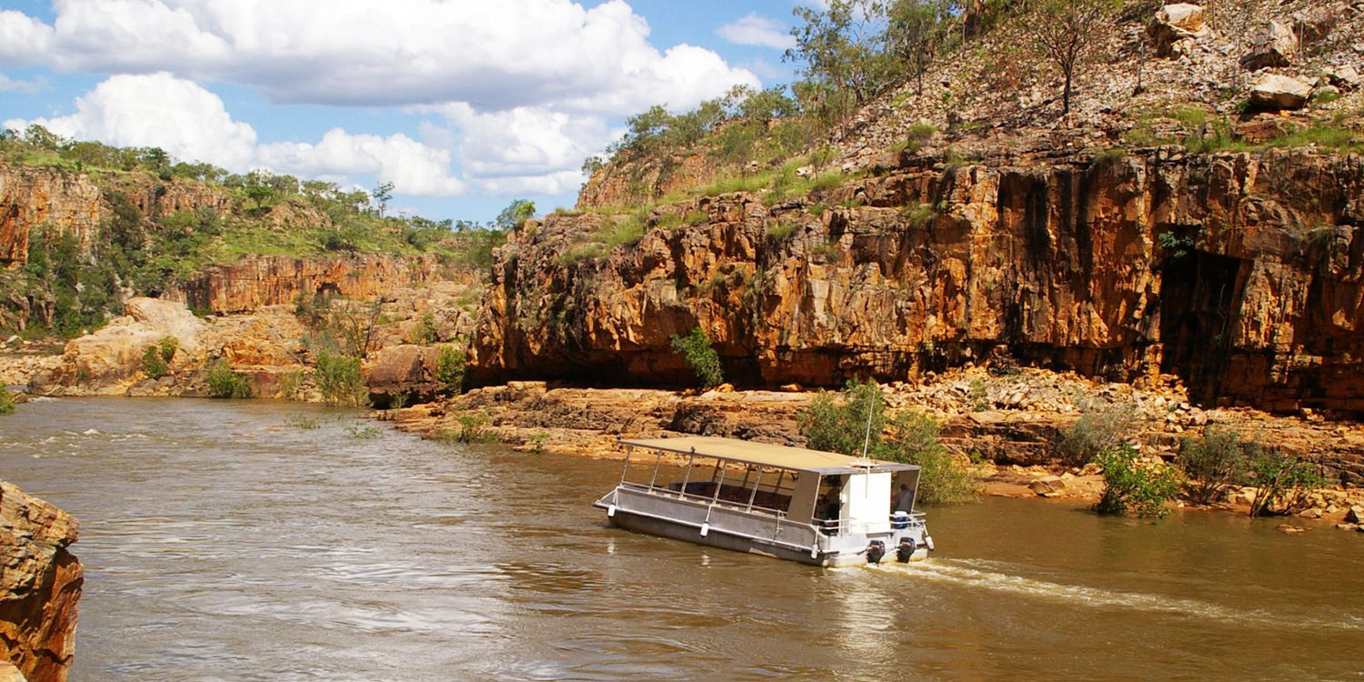 Katherine: Where the outback meets the tropics