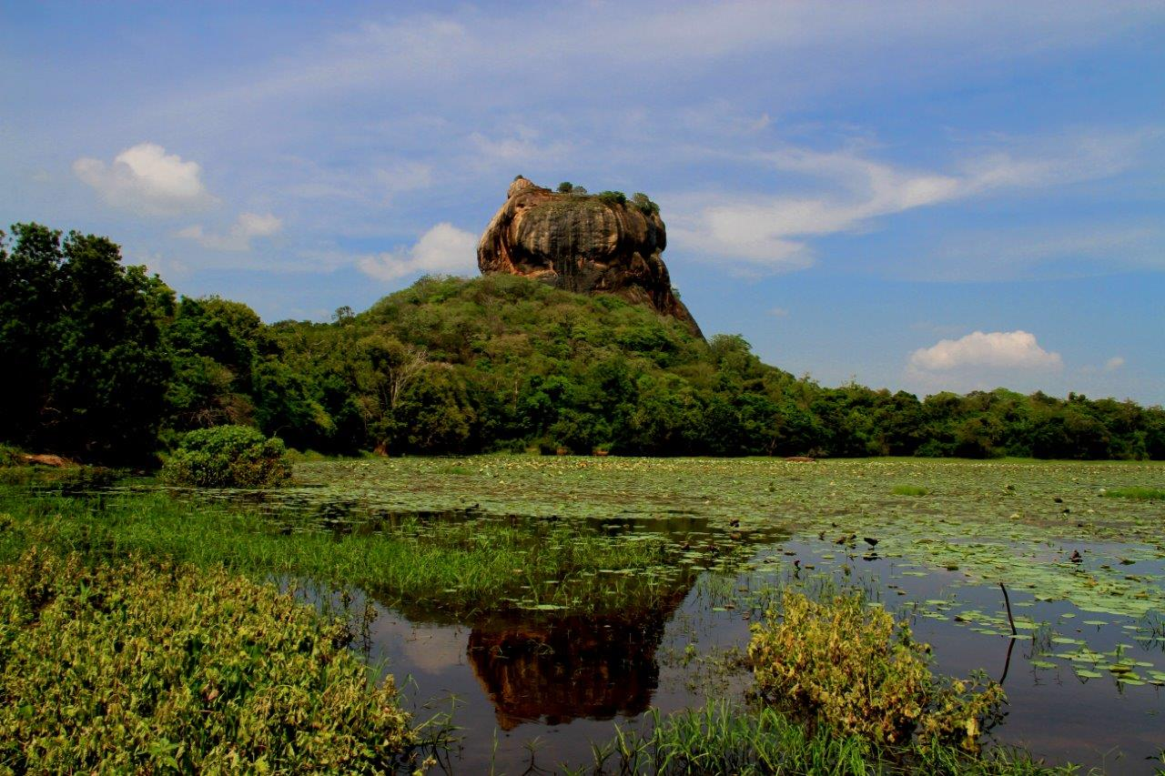 Wild, Pristine Sri Lanka and its Heritage