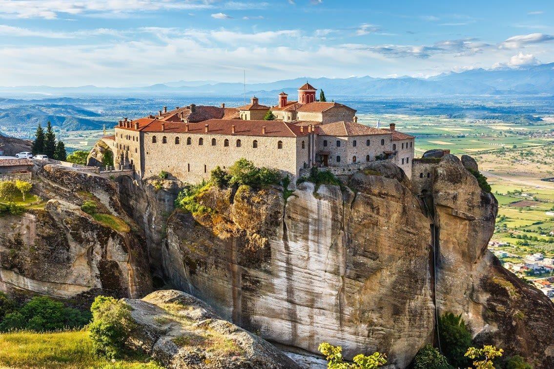 Exploring Greece - SPANISH