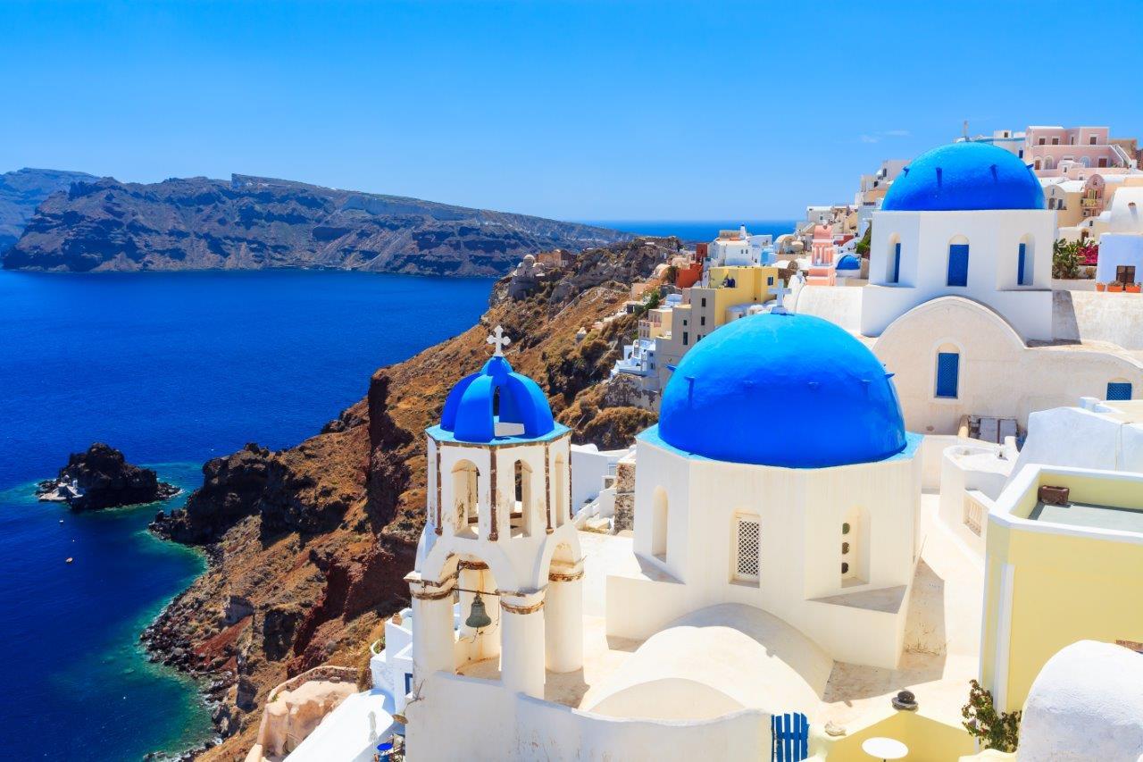Island Hopping, Summer on the Greek Islands: Mykonos, Santorini, Crete