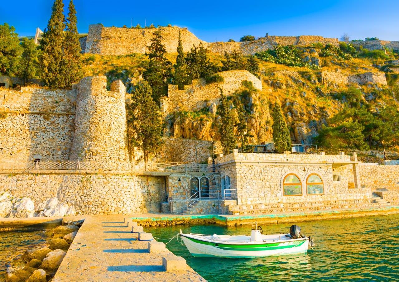 Grand Peloponnese, Self-drive