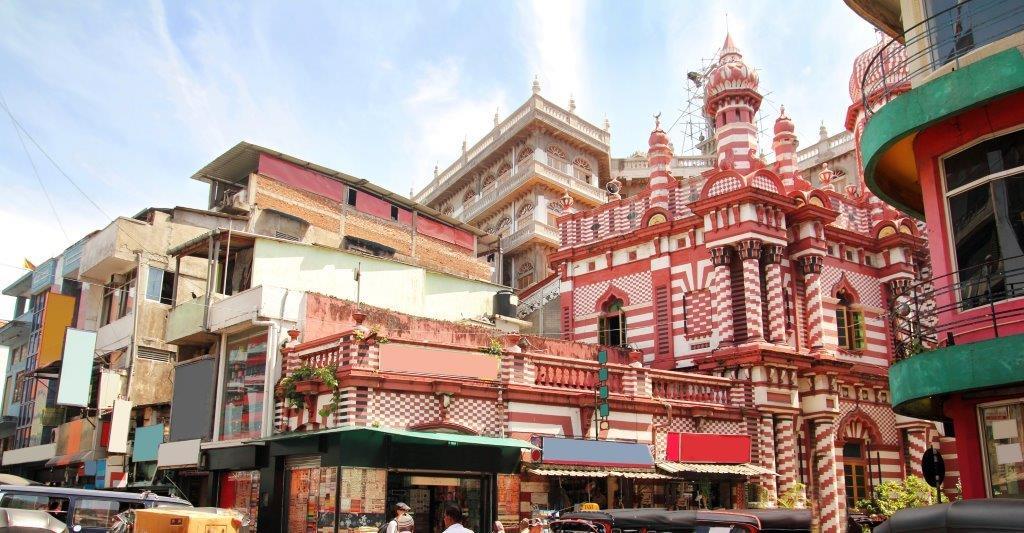 City Break, Escape to Colombo