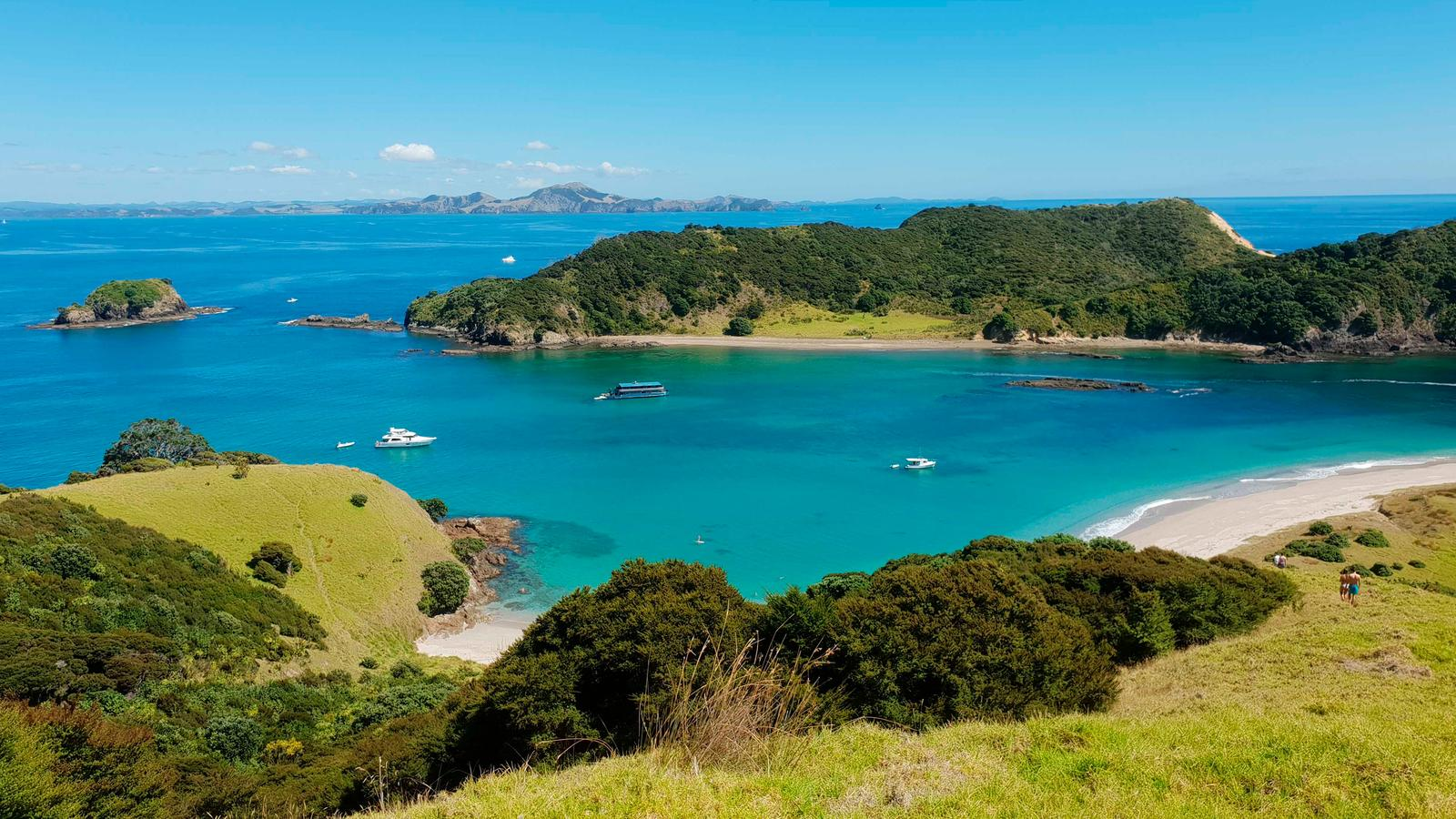 New Zealand: The Bay of Islands