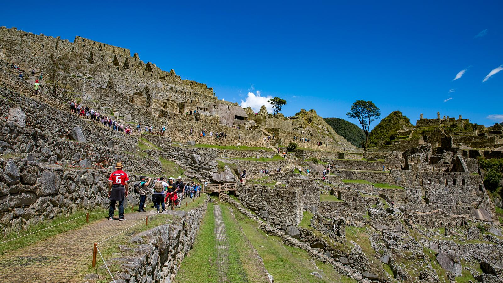 TailorMade Peru: Machu Picchu Uncovered