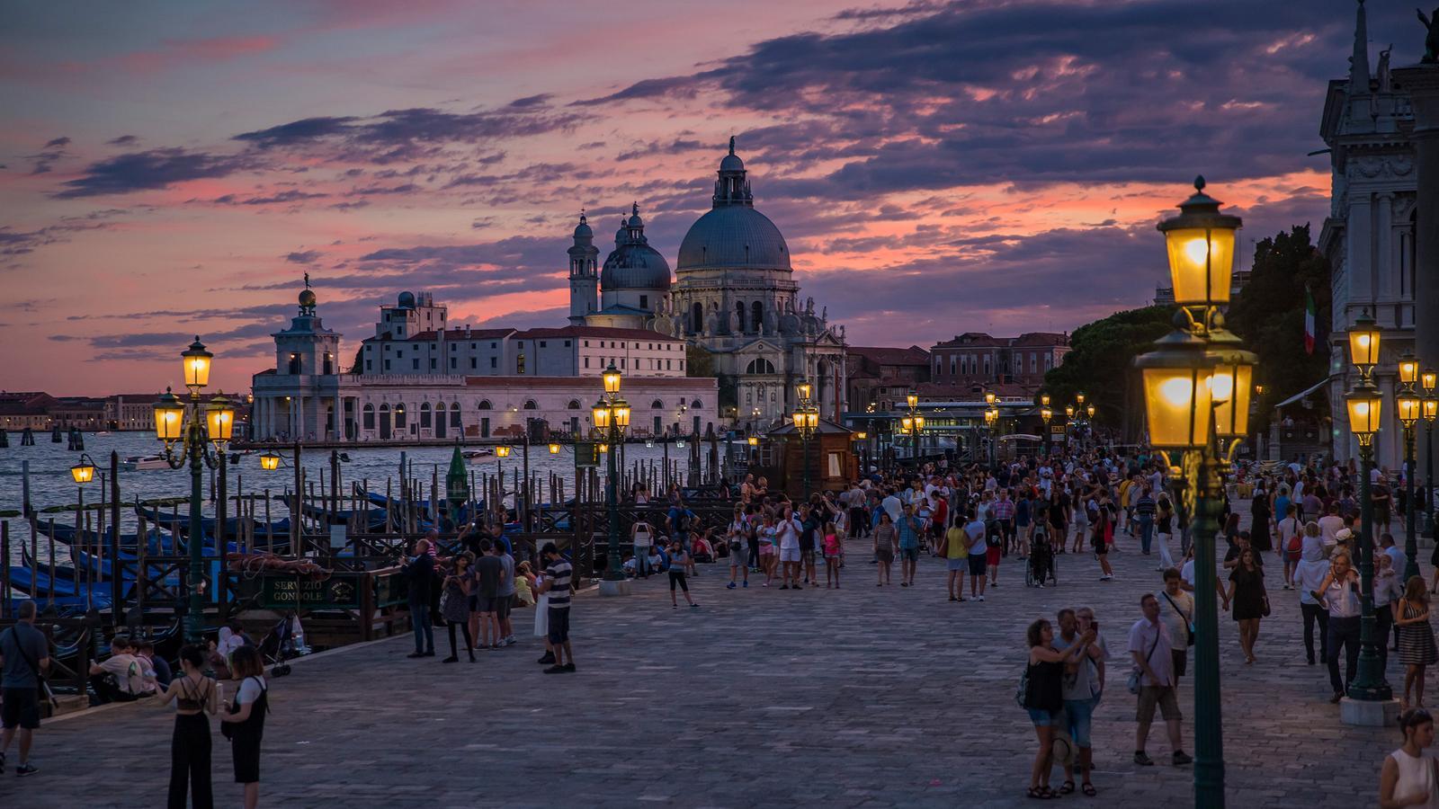 Italy Family Journey: Venice to Rome