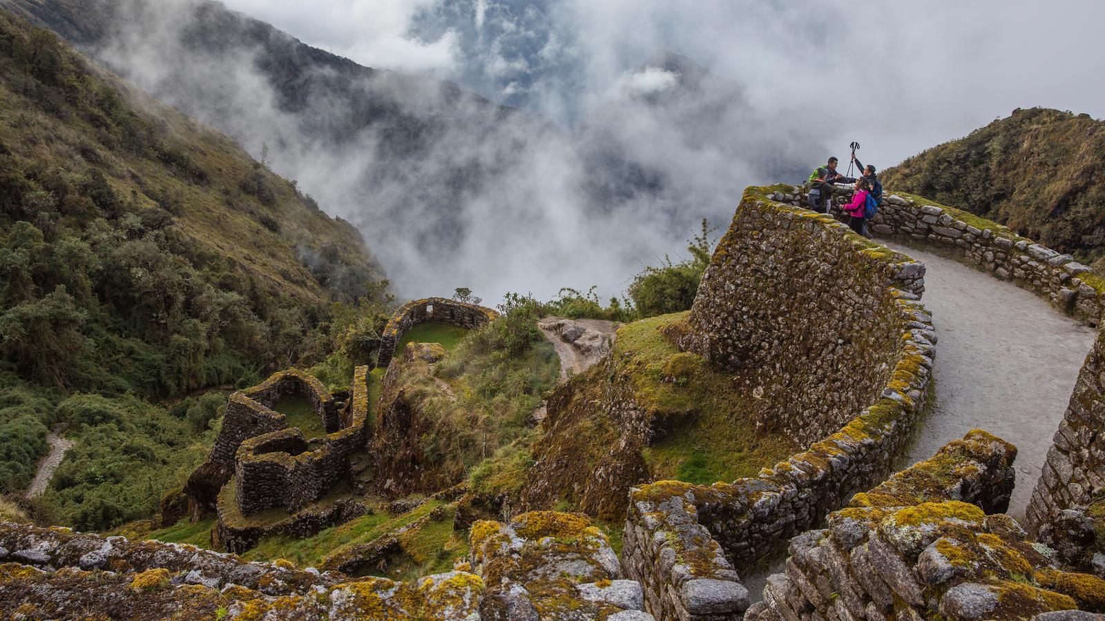 Trekking the Inca Trail: 5D/4N