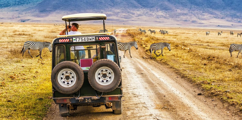 East African Safari Adventure - 12 Days