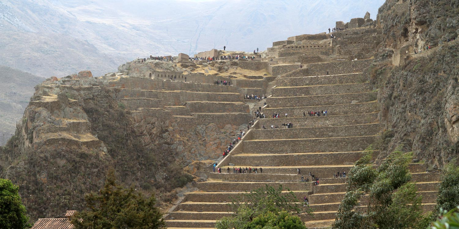 Step into the world of the Incas