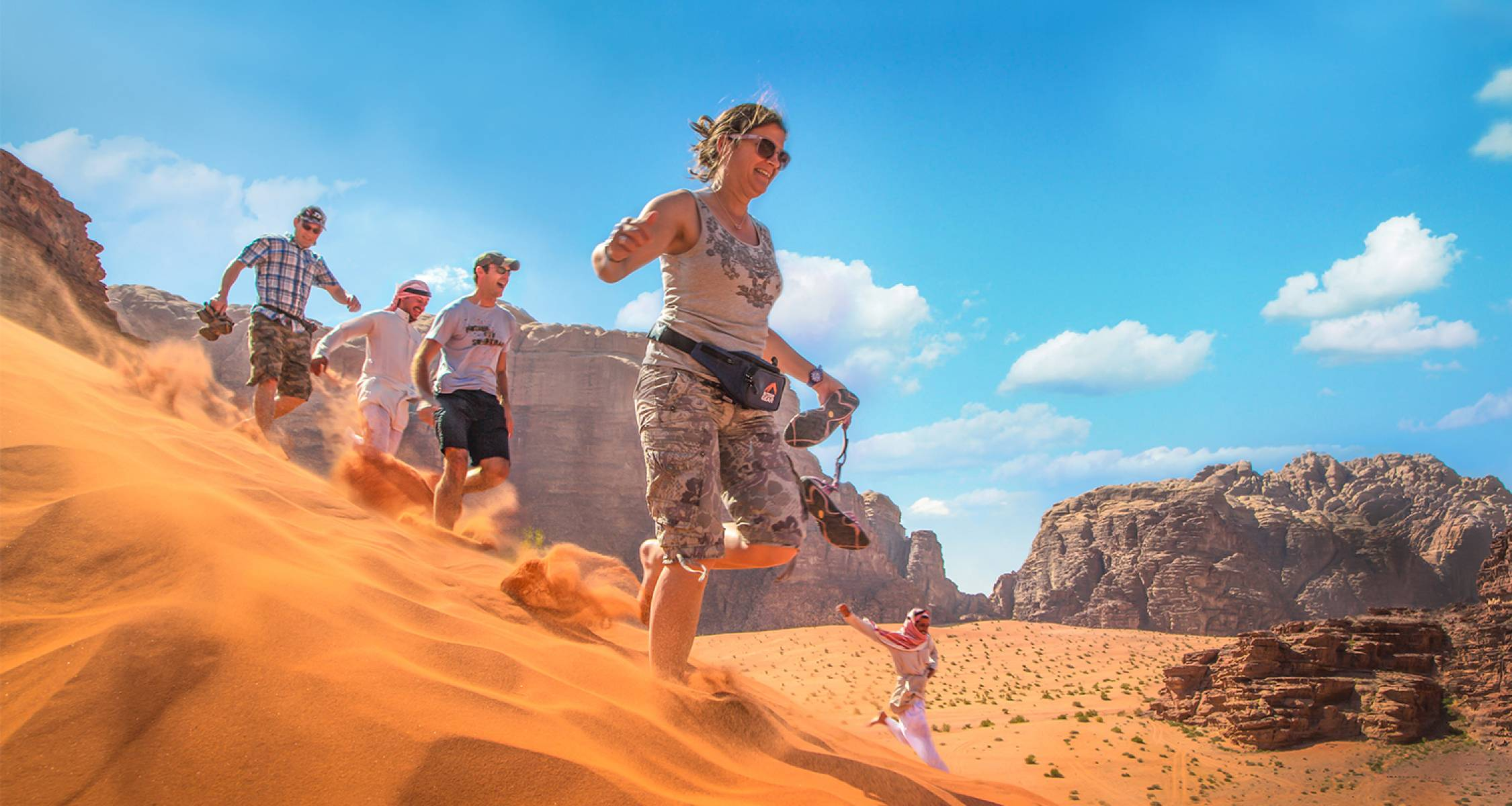 Pyramids to Petra with Cruise - 15 days