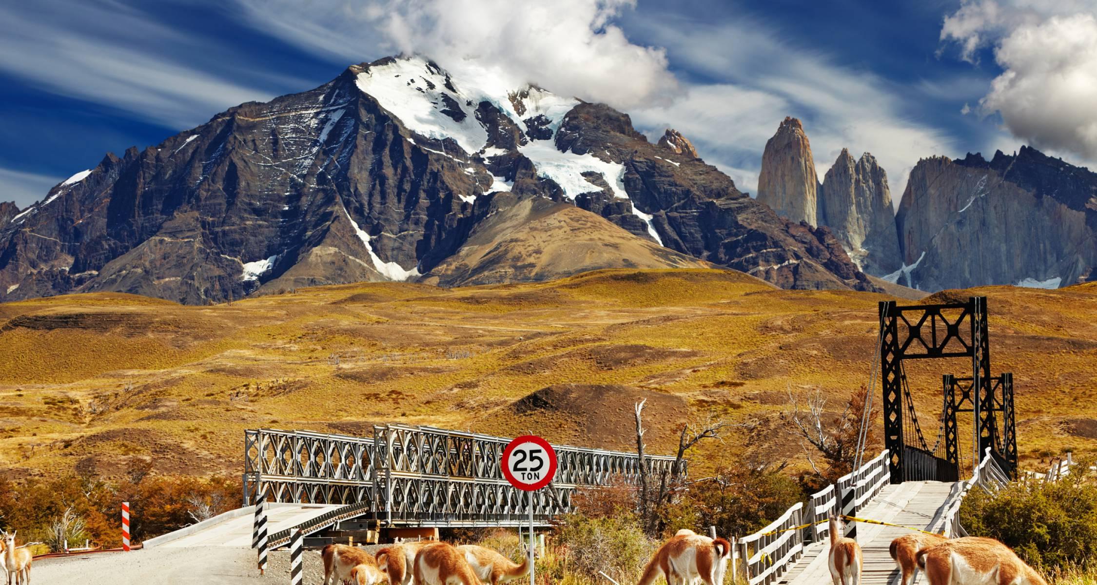Patagonia Adventurer - 23 Days