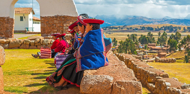 Family Peru In Depth