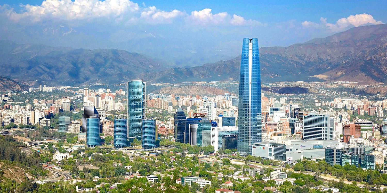Santiago - Metropolis with a view