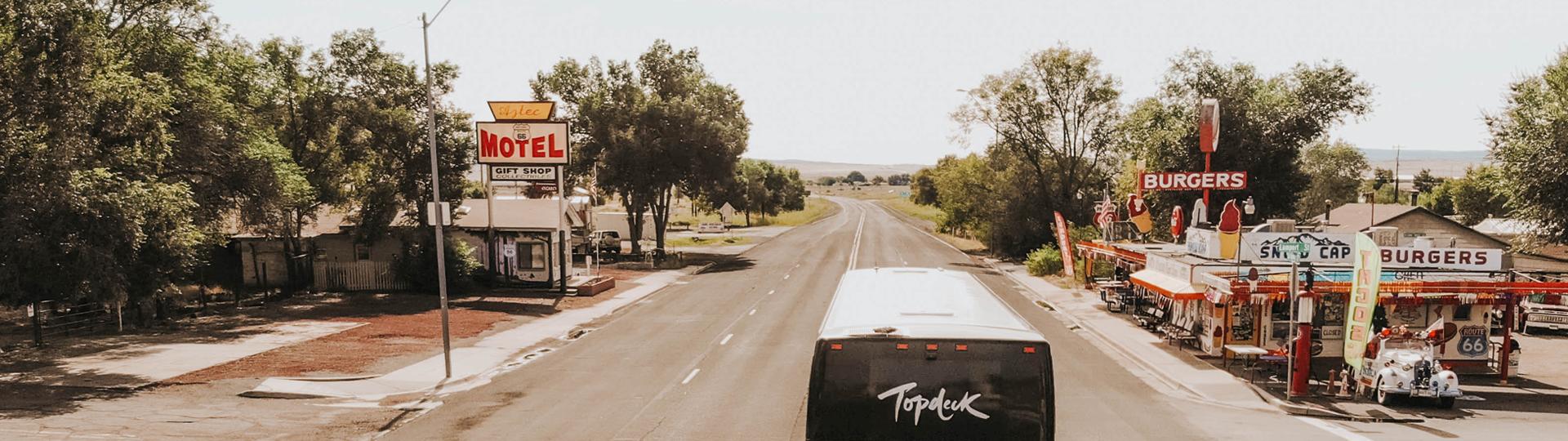 Road Trip USA (ex. Los Angeles) 2021-22