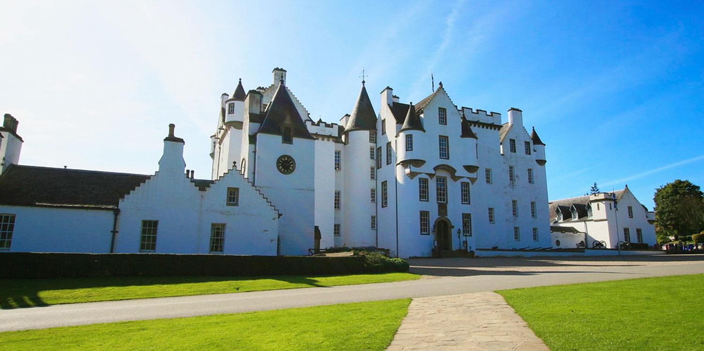 Fairytale Castles Wherever You Go
