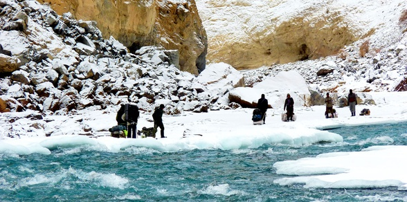 Chadar Trek: Himalayan Winter Adventure