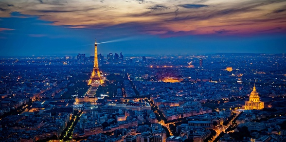 Euro Trip: Paris, Brussels & Amsterdam