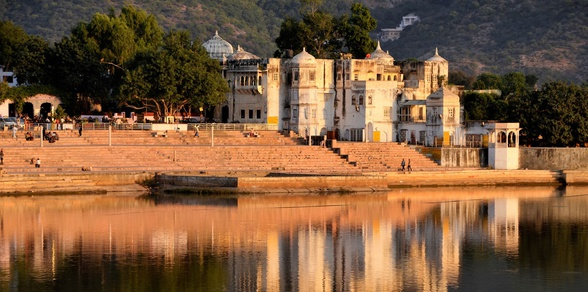 Pushkar Wellness Retreat