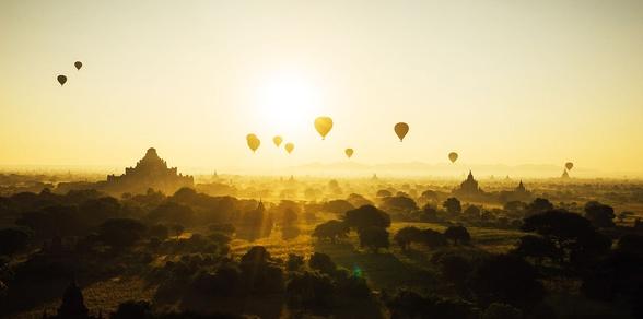 Treasures Of Myanmar