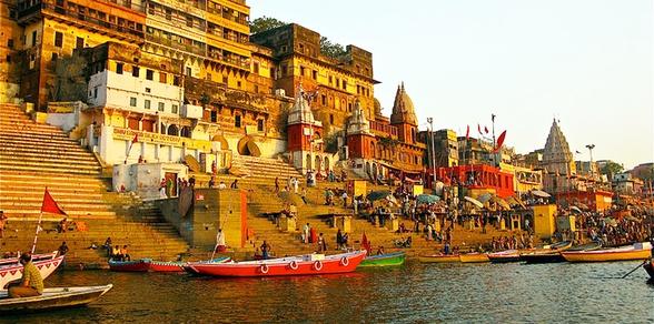Yomaste Varanasi