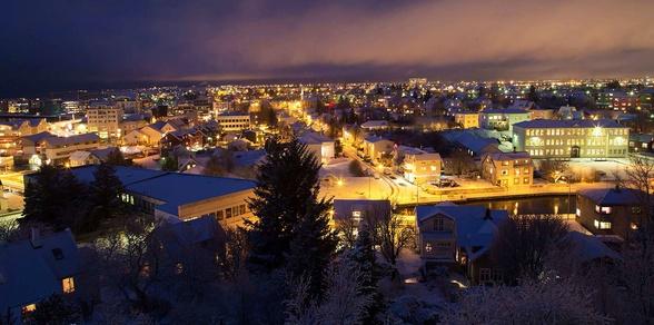 Iceland: Northern Lights, Glaciers & Hot Springs