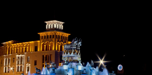 New Year to Armenia & Georgia 7 Days