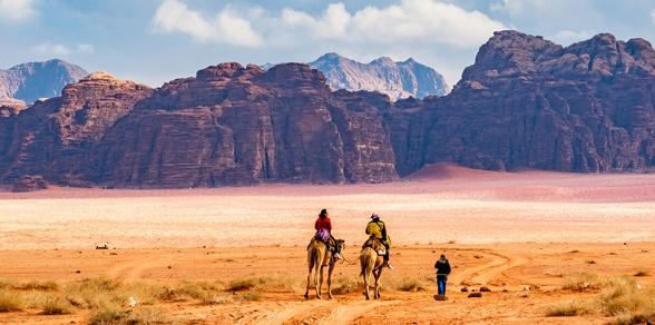 Jordan's World Wonders