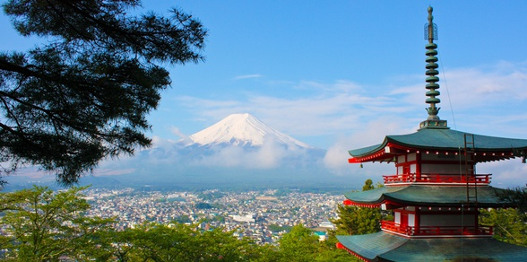 Essential Japan: The Land Of The Rising Sun