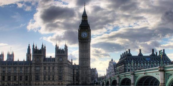 London to Paris via Channel Islands