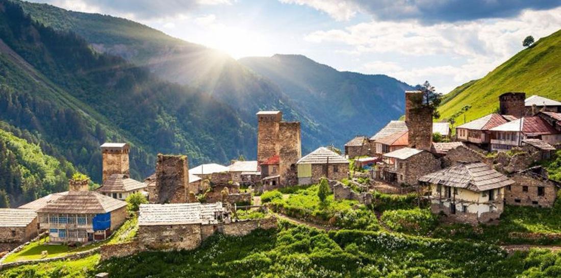 Secrets Of Georgia & Azerbaijan