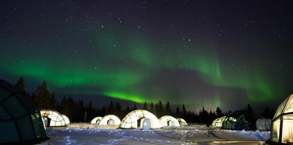 Cross Border, Aurora Express: Tromso to Rovaniemi