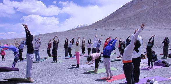 Yomaste Ladakh!
