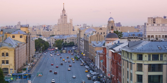 Moscow to Beijing with Ekaterinberg Rail Tour