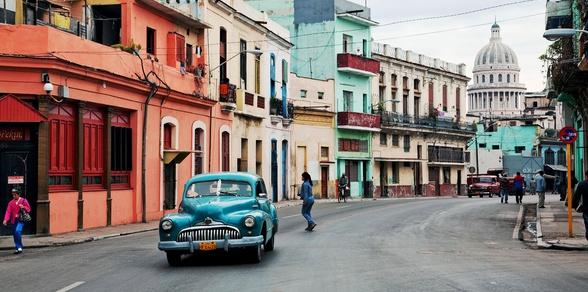 Cuba: Building Bridges