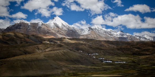 Summertime in Spiti